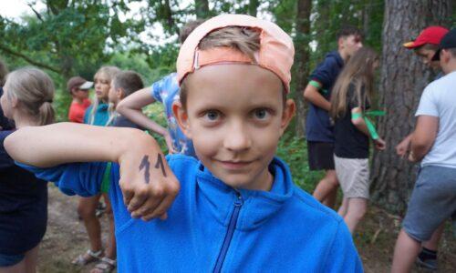 stovykla vaikams